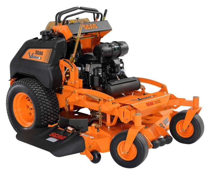 Scag V-Ride II Stand-On Lawn Mower